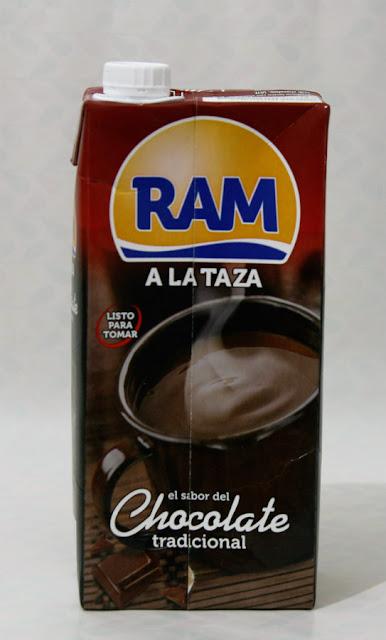 Ram Chocolate a la taza