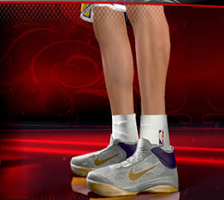 Nike Hyperfuse 2011 Low NBA 2K12 Edition