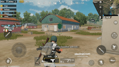 Kill Musuh di Game PUBG Mobile