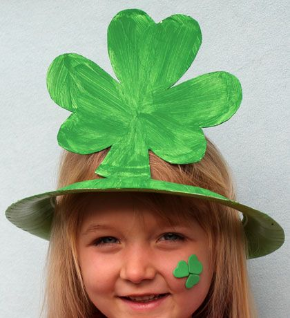 St patrick's day activities for toddlers.
