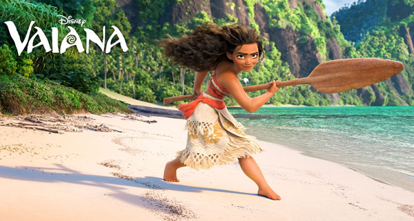 Vaiana, la nueva princesa Disney