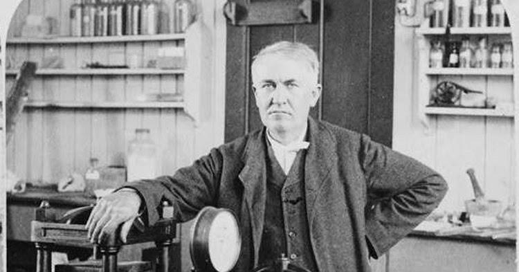 Telegraph inventor (2 words)