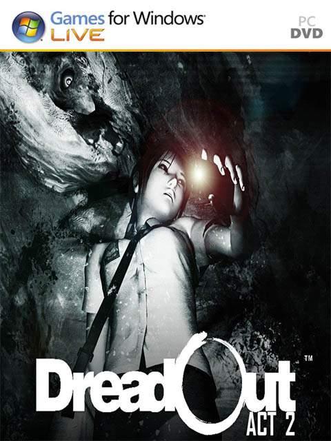 تحميل لعبة DreadOut Act 2 مضغوطة كاملة بروابط مباشرة مجانا