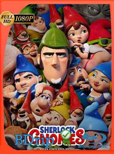 Sherlock Gnomes (2018) BDRIP1080pLatino [GoogleDrive] SilvestreHD