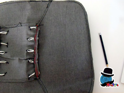rinnovare una sedia imbottita