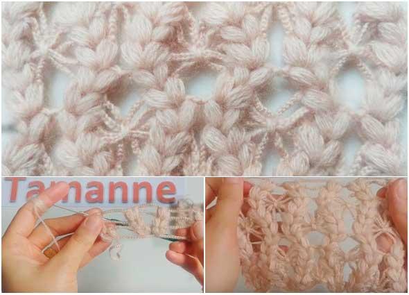 chal punto hojuelas, patrones para crochet, motivos ganchillo