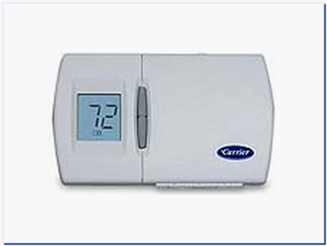 Carrier commercial thermostat models