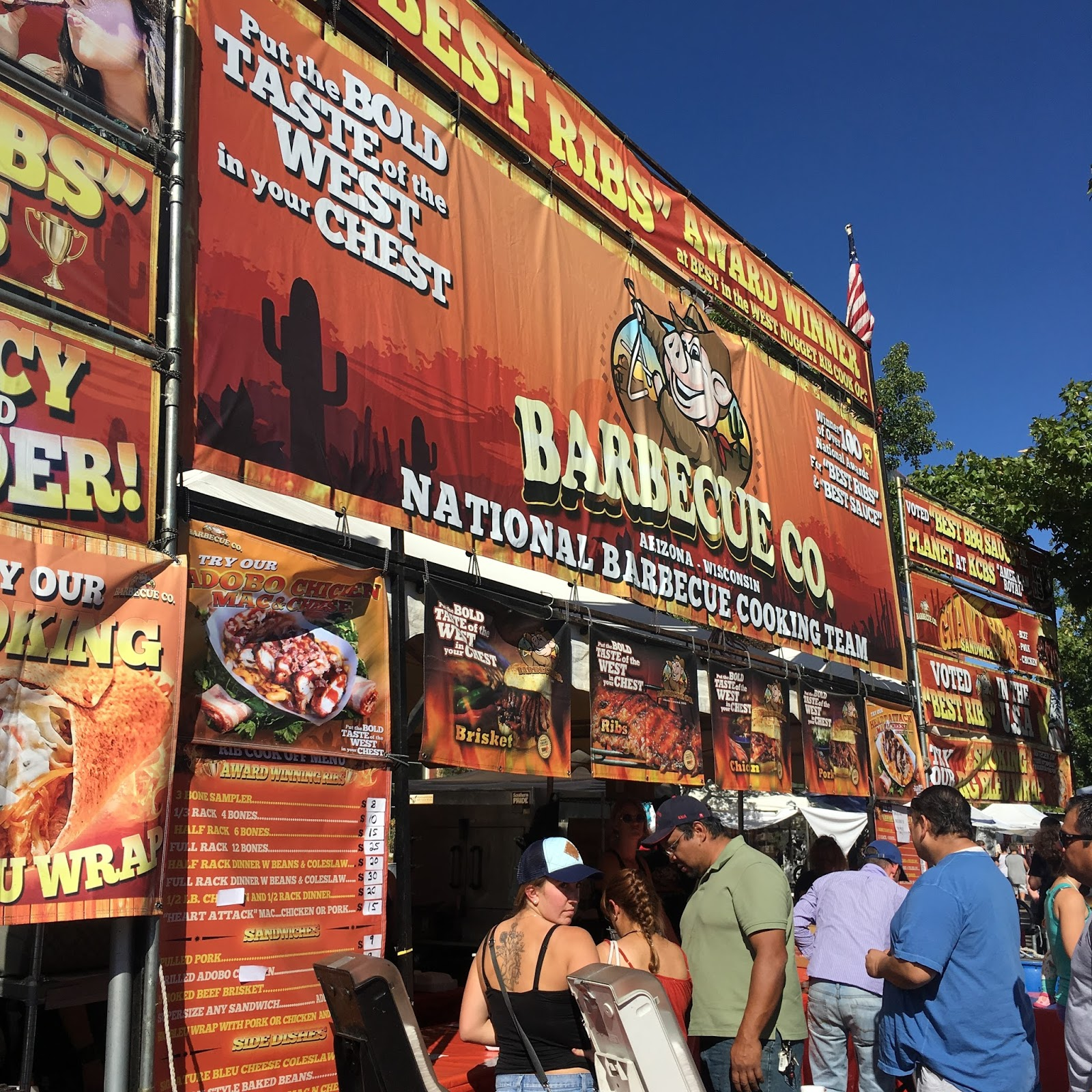 Reno Best in the West Nugget Rib Cook-Off