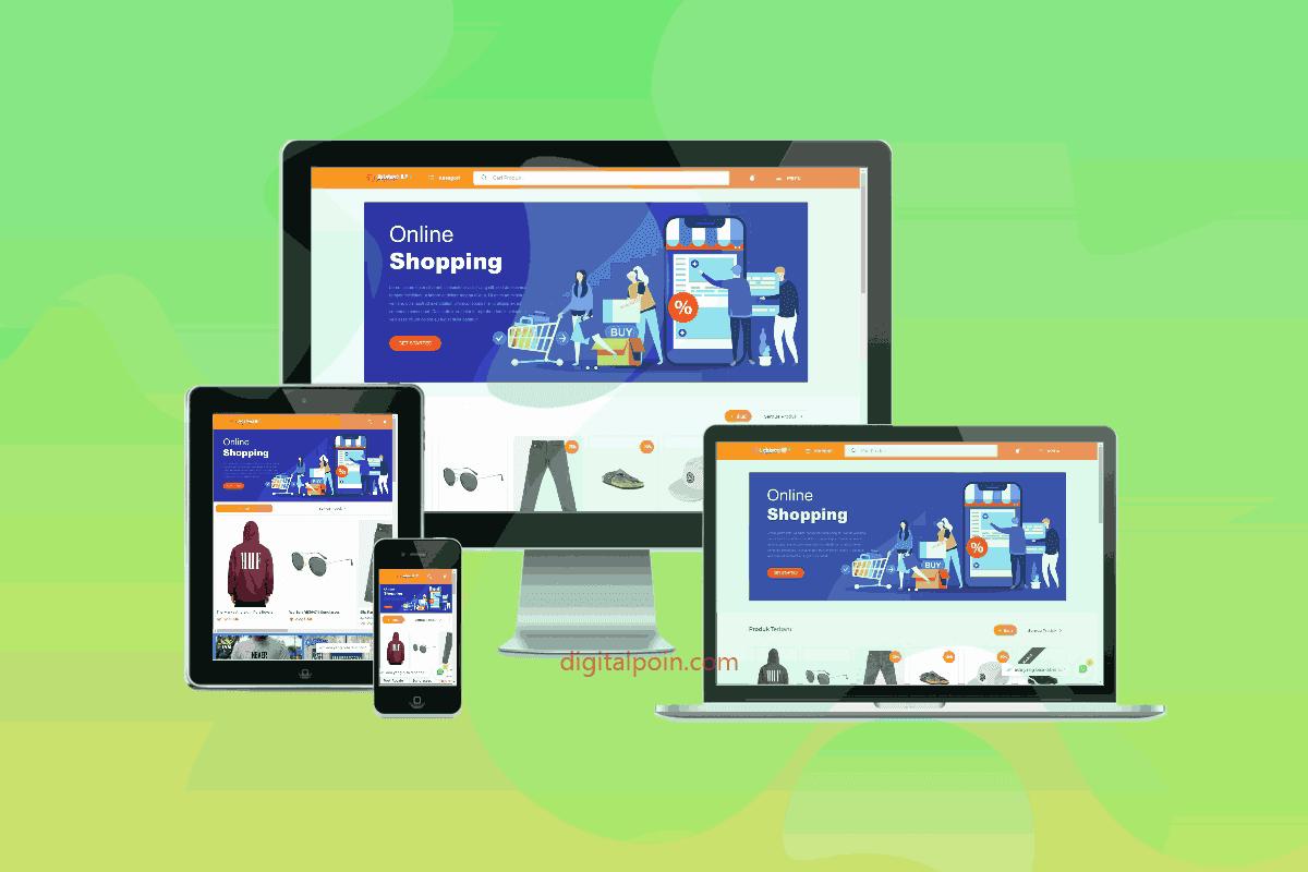 Jasa Pembuatan Toko Online Blogspot