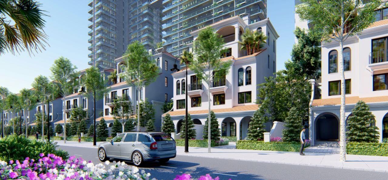 tiện ích sunshine sky villas