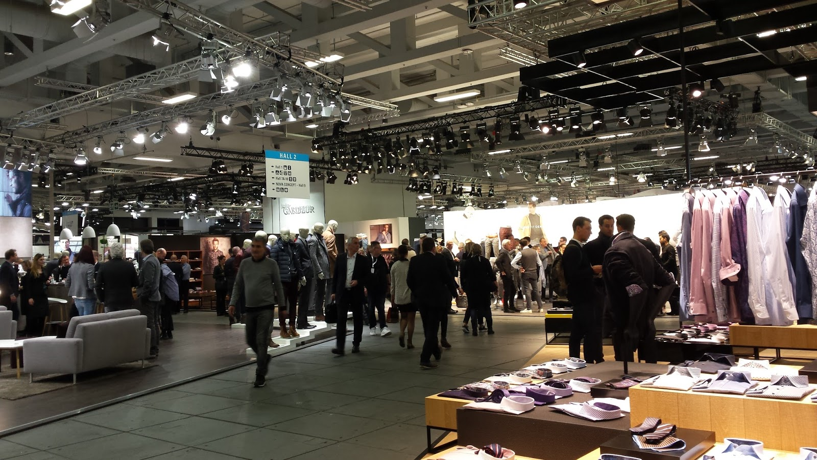 showroom Panorama Berlin 2017, relacja blogerki z Berlin Fashion Week styczeń 2017