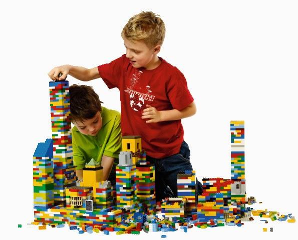Лего-кубики и необходимые