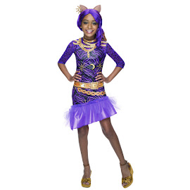 MH Clawdeen Wolf Costumes