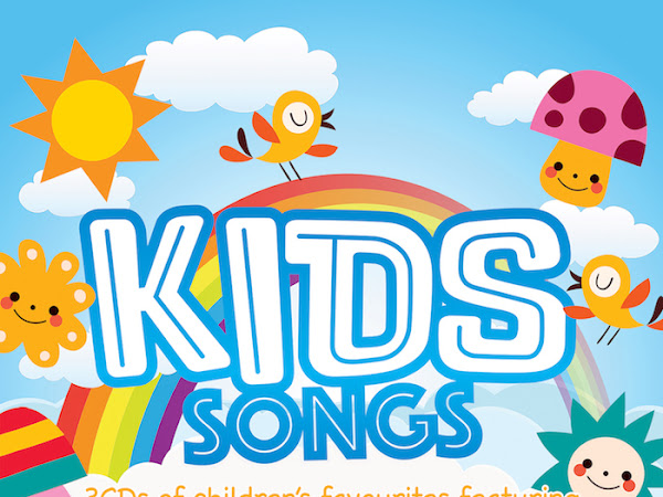 Review and Giveaway: Kids Songs CD