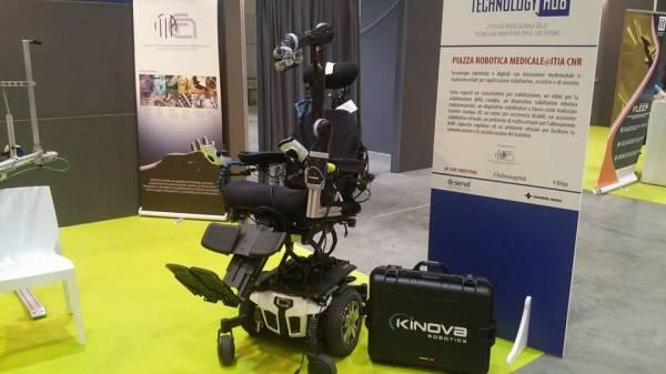 La tecnologia robotica di Kinova