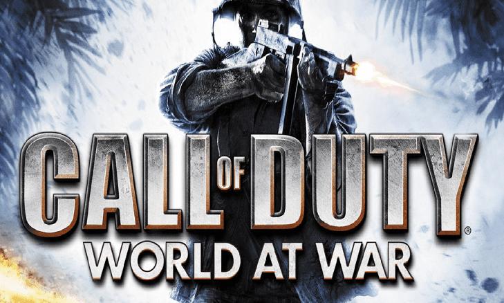 تحميل لعبة Call Of Duty World At War من ميديا فاير