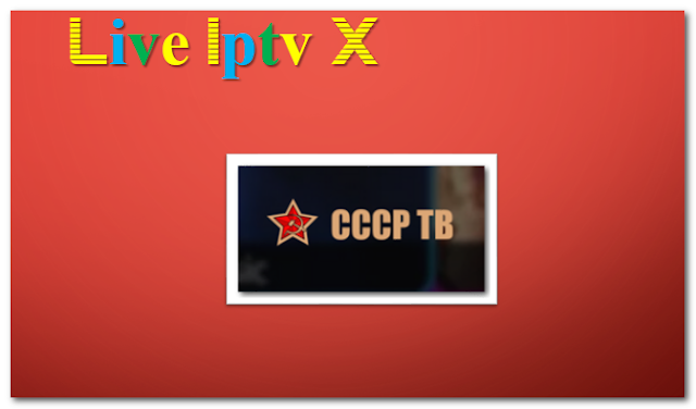 CCCP TV shows addon