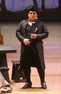 Il tenore Francesco Anile