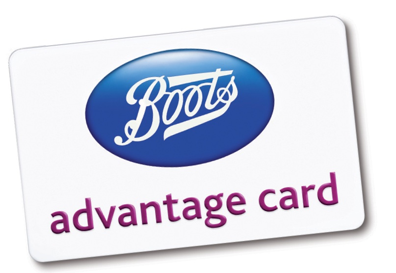 Boots Advantage Card Save Money