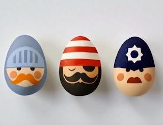 16 Ide Kreatif Kerajinan Cangkang Telur