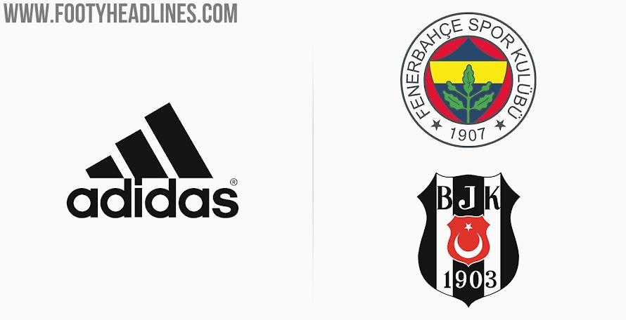 a26c55c09 Besiktas and Fenerbahce to Continue with Adidas Despite Rumors