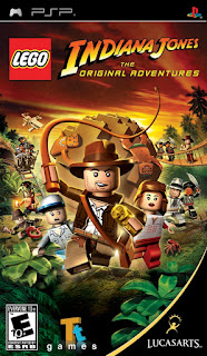 Lego Indiana Jones PSP GAME ISO