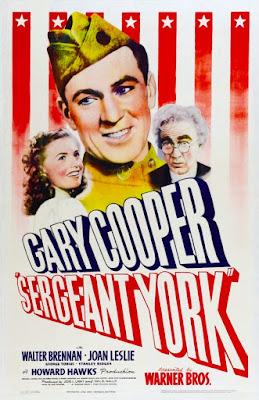 Sergeant York Poster