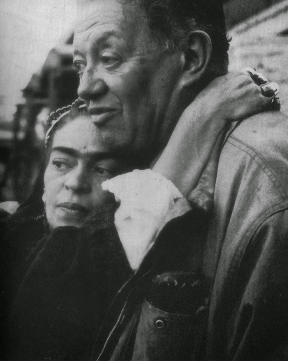 spesso Frida Kahlo a Diego Rivera | La mia notte | Mi Noche, 1939 | Tutt  IE77