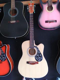 Gitar yamaha Jumbo FG-425 murah
