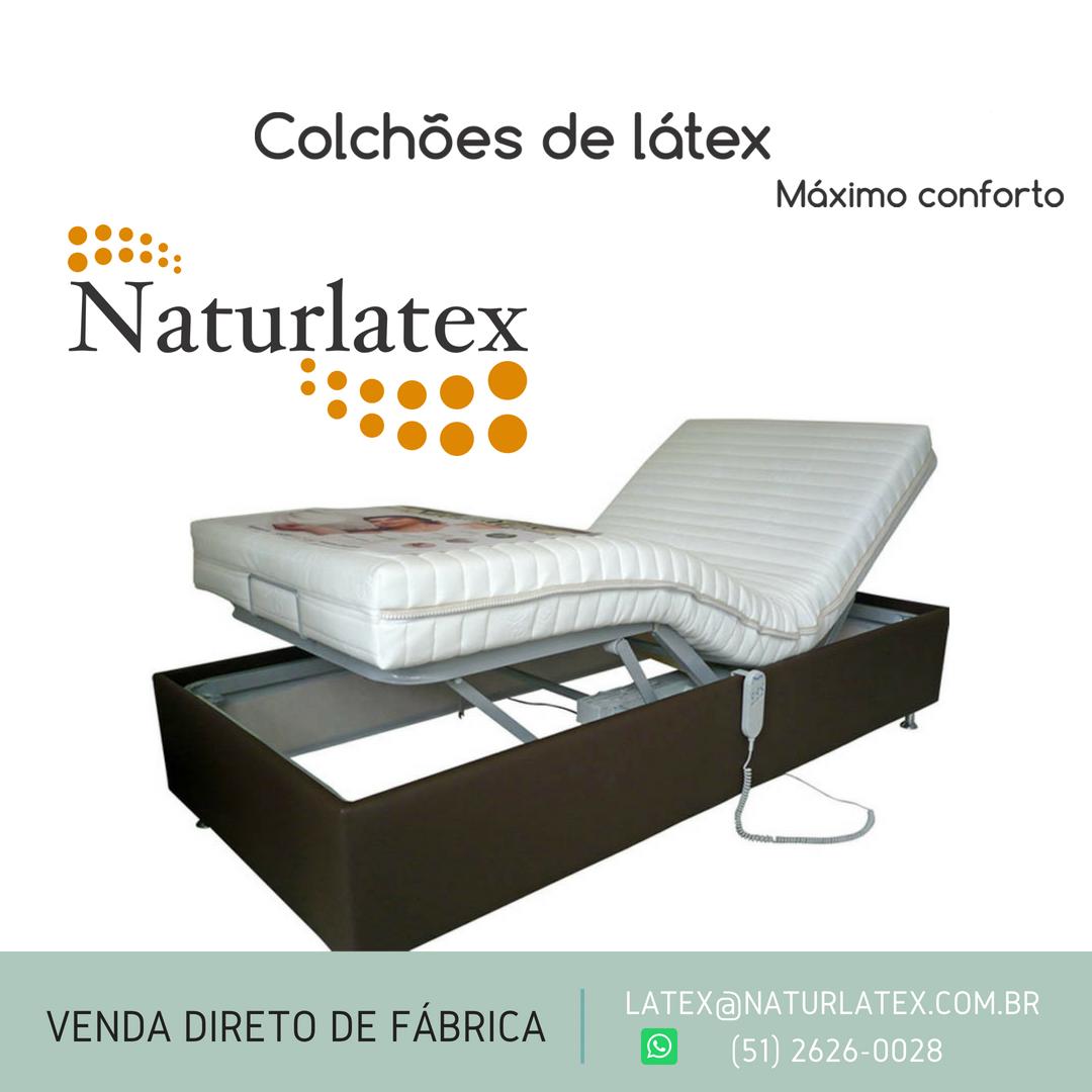 COLCHÃO DE LÁTEX