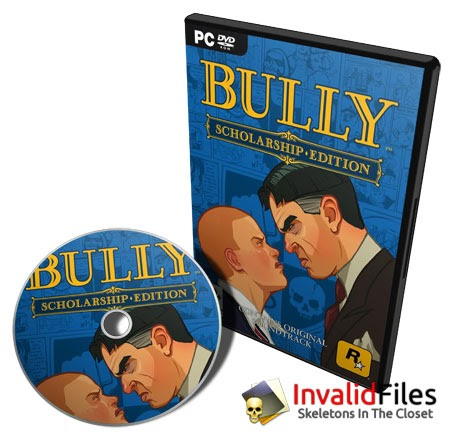 Bully Scholarship Edition (PC Games) Compressed 937MB ...