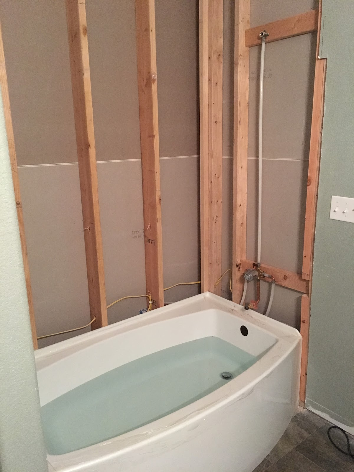 John Carter : I HATE my shower/bathtub insert... Can you relate?