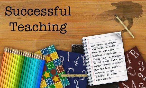 10+ Tindakan Menjadi Guru Sukses di Sekolah