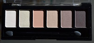 Warna Eyeshadow Natural
