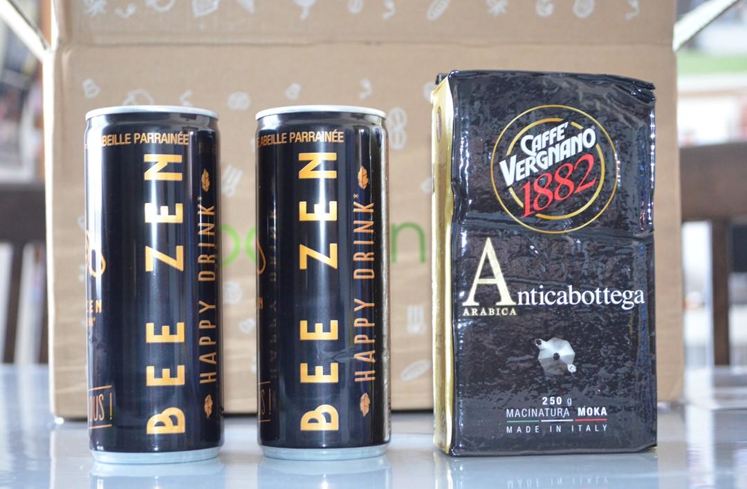 Caffé Vergnano - Bee Zen