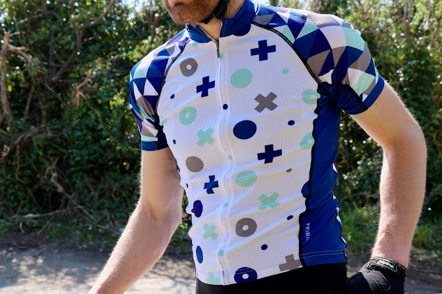 Review - Primal Shape Up Evo SS Cycling Jersey