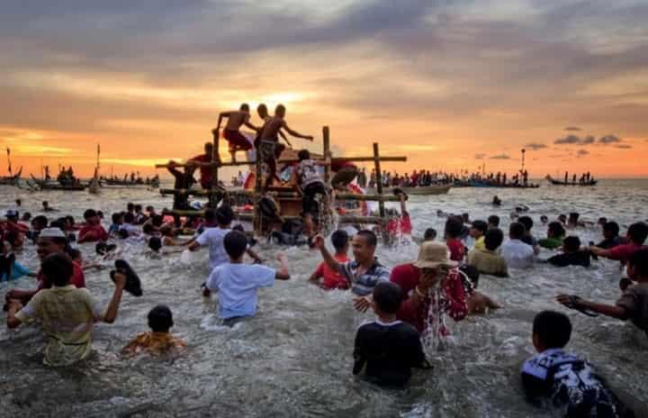 Tabuik Festival – Pariaman, West Sumatra
