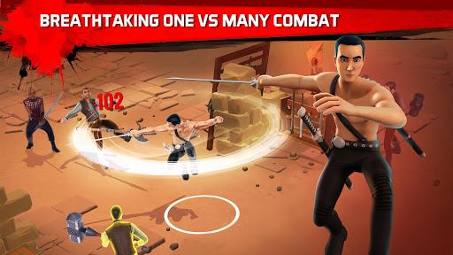Into the Badlands Blade Battle Mod APK