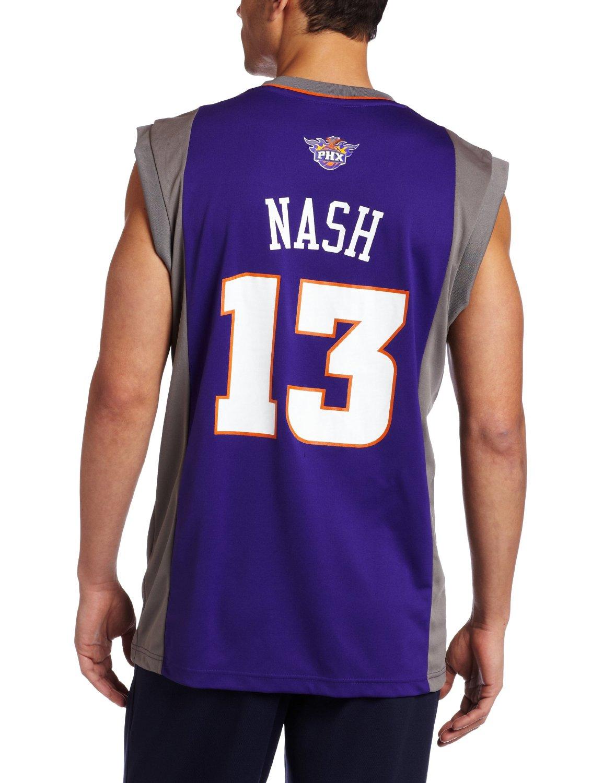 best website f8ee2 d9be9 Phoenix Suns Steve Nash Purple Jersey | NBA Fans Shop