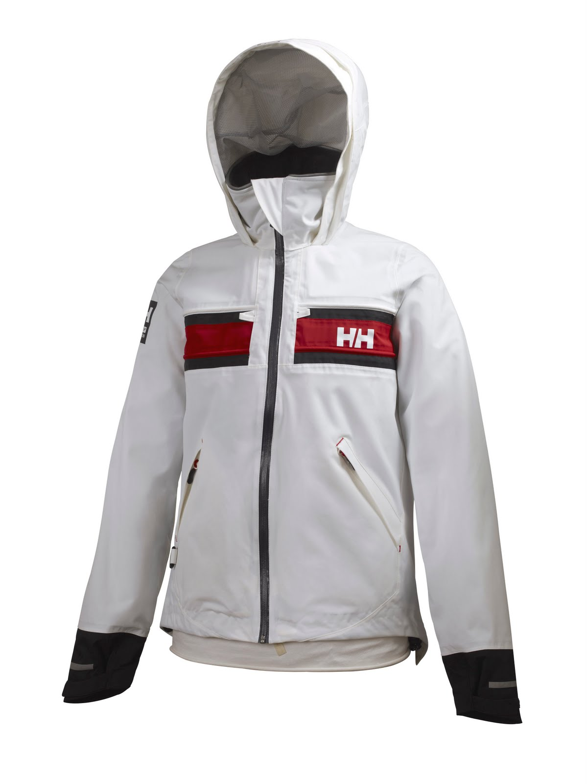 e646b2ae archive Hansen Hvit Helly Dame Jakke wdX77qIaB