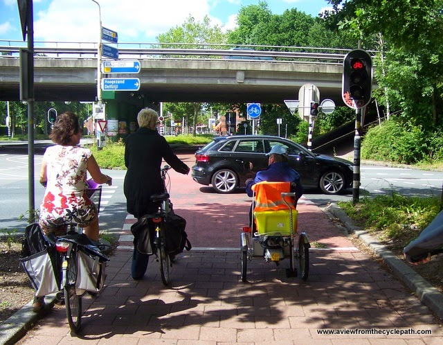 superhighway to cycling heaven