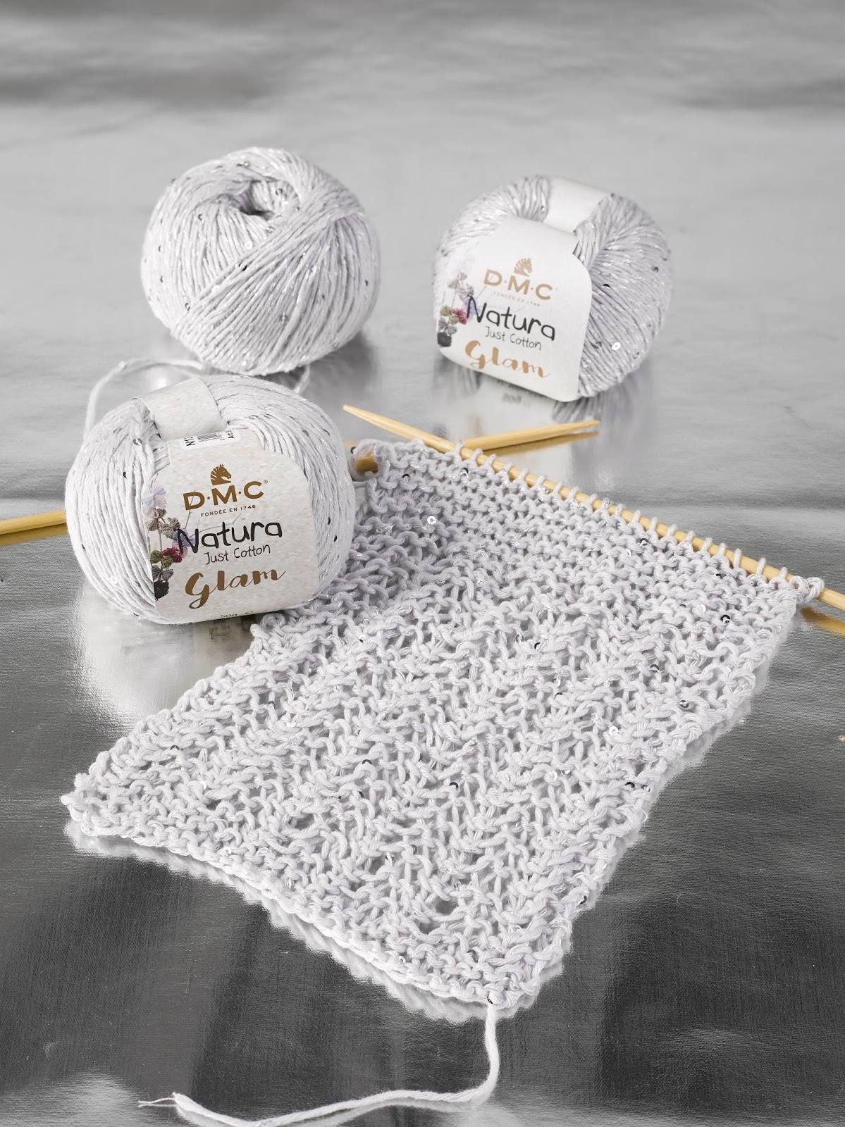 El blog de Dmc: Nuevo Natura Glam: algodón con glamour