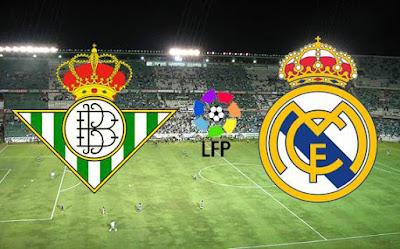 مشاهدة مباراة ريال مدريد وريال بيتيس بث مباشر اليوم 19-5-2019 في الدوري الاسباني