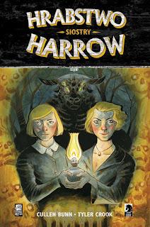 Hrabstwo Harrow tom 2 okładka