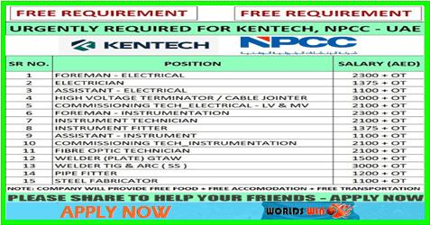 Jobs at National Petroleum Construction Company (NPCC)-UAE