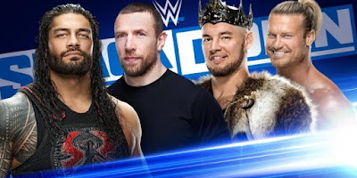 WWE Smackdown Results (1/3) - Memphis, TN