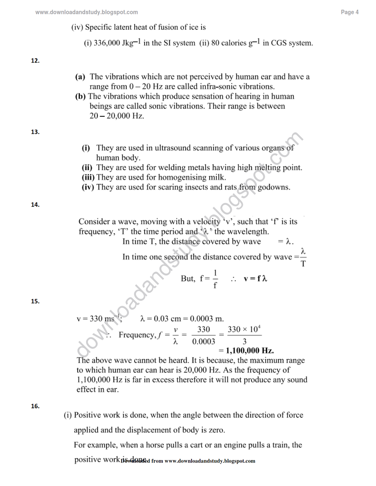 Download Amp Study Solution To Icse Physics Test Worksheet