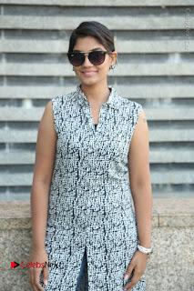Telugu Television Actress Karuna Latest Pos In Denium Jeans  0052.JPG