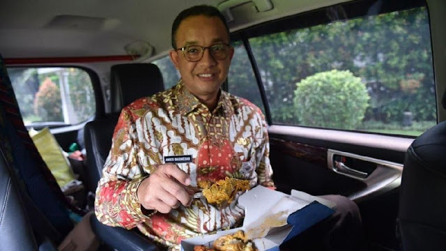 Isu Jadi Cawapres Prabowo Makin Kuat, Anies : Saya Mau Urus Jakarta Dulu