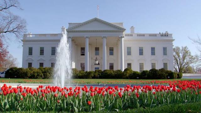 Casa Branca em Washington